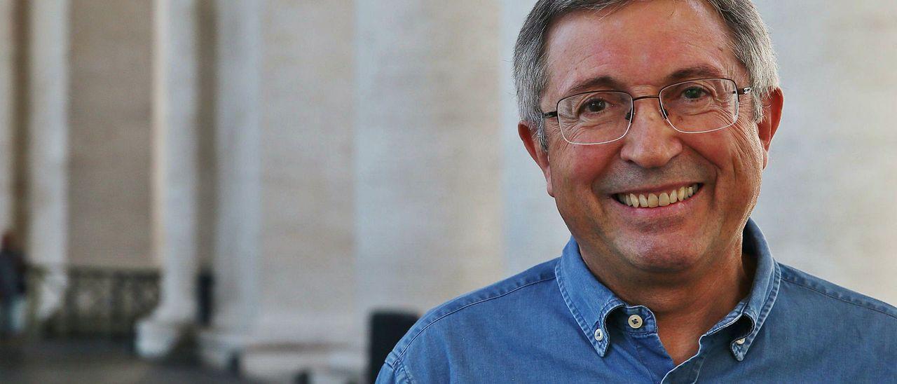 """El periodista Juan Vicente Boo, autor de """"Descifrando el Vaticano"""""""
