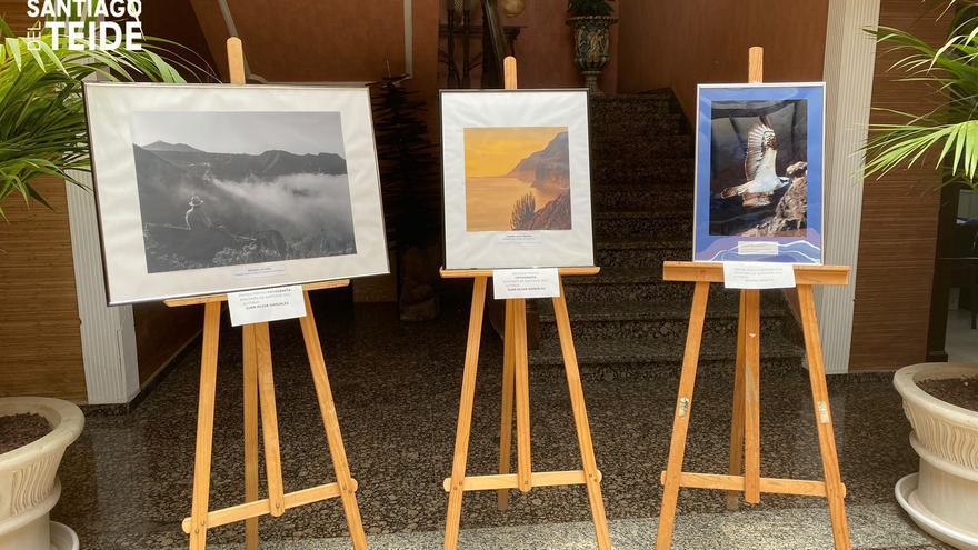 """Se desvelaron los ganadores de la XXXV edición del Concurso de pintura y fotografía """"Rincones de Santiago"""""""