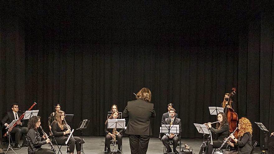 Música en el Teatro Principal de Zamora para celebrar una extraña Santa Cecilia