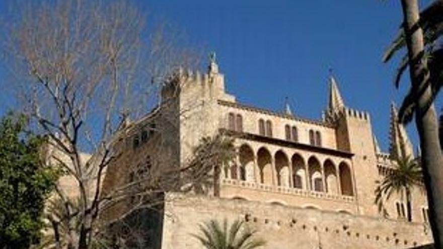 El Palacio de la Almudaina y s'Hort del Rei