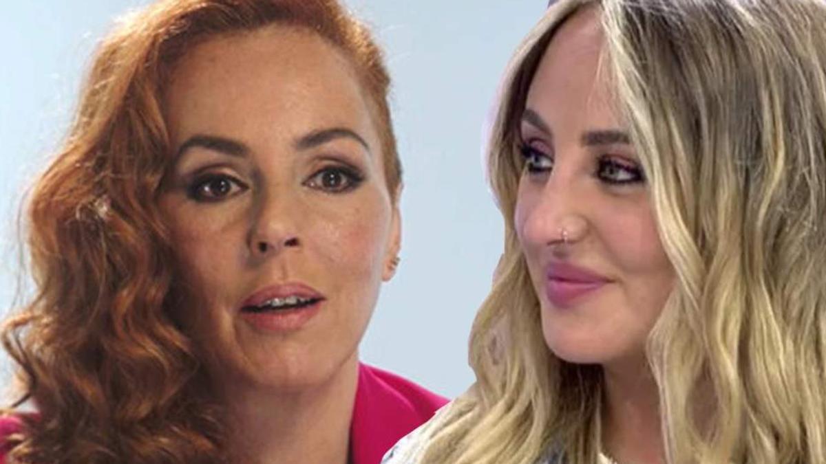Rocío Carrasco y Rocío Flores