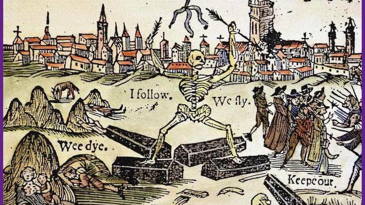 Daniel Defoe: Diario del año de la peste