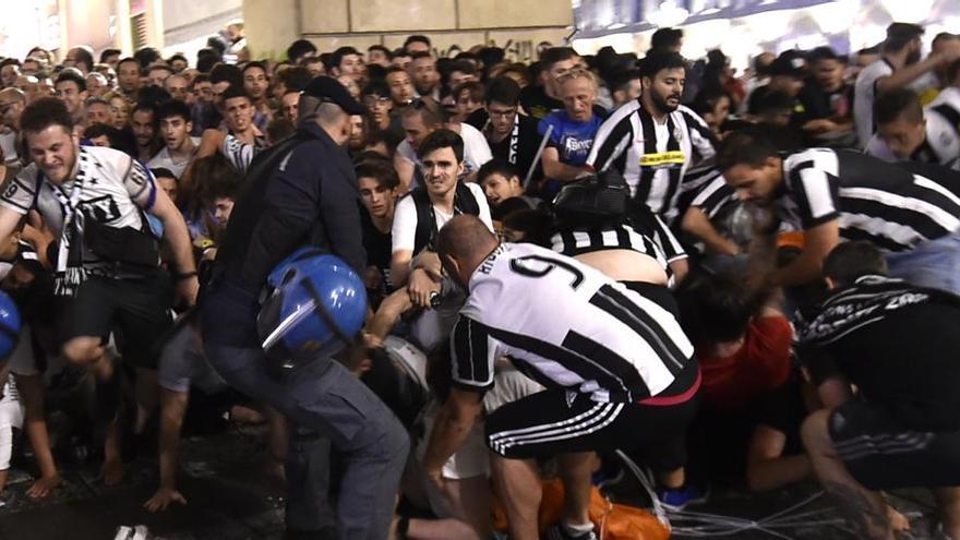 Condenan a 18 meses a la alcaldesa de Turín por los incidentes de la final de la Champions de 2017