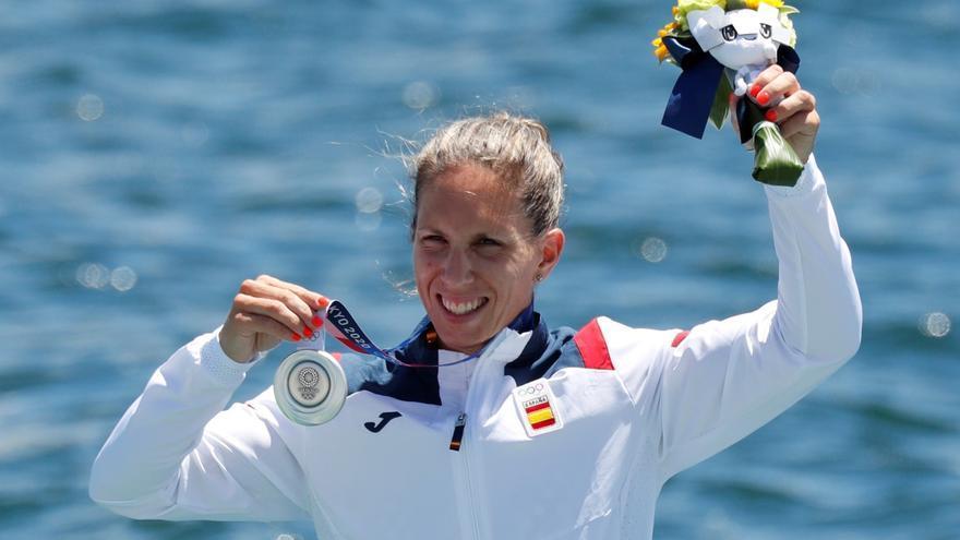 Teresa Portela sube al cielo olímpico: logra la medalla de plata en sus sextos juegos
