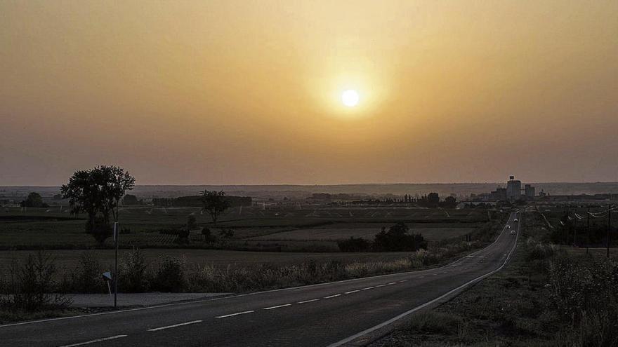 La contaminación procedente de Oporto incrementa los niveles de ozono en Zamora