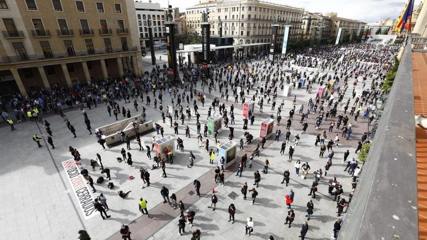 Los empresarios en Aragón califican el fallo de «victoria moral»