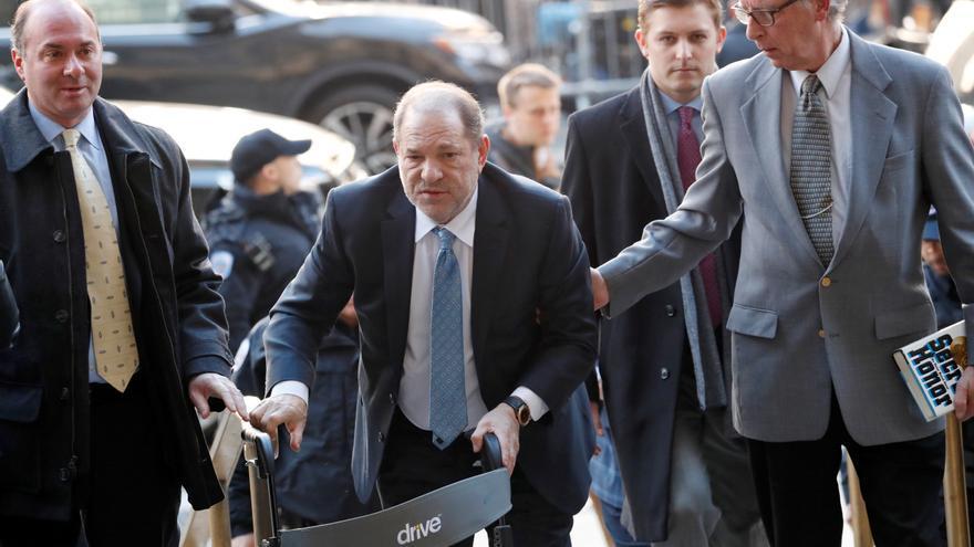 Weinstein, acusado de 11 nuevos delitos sexuales