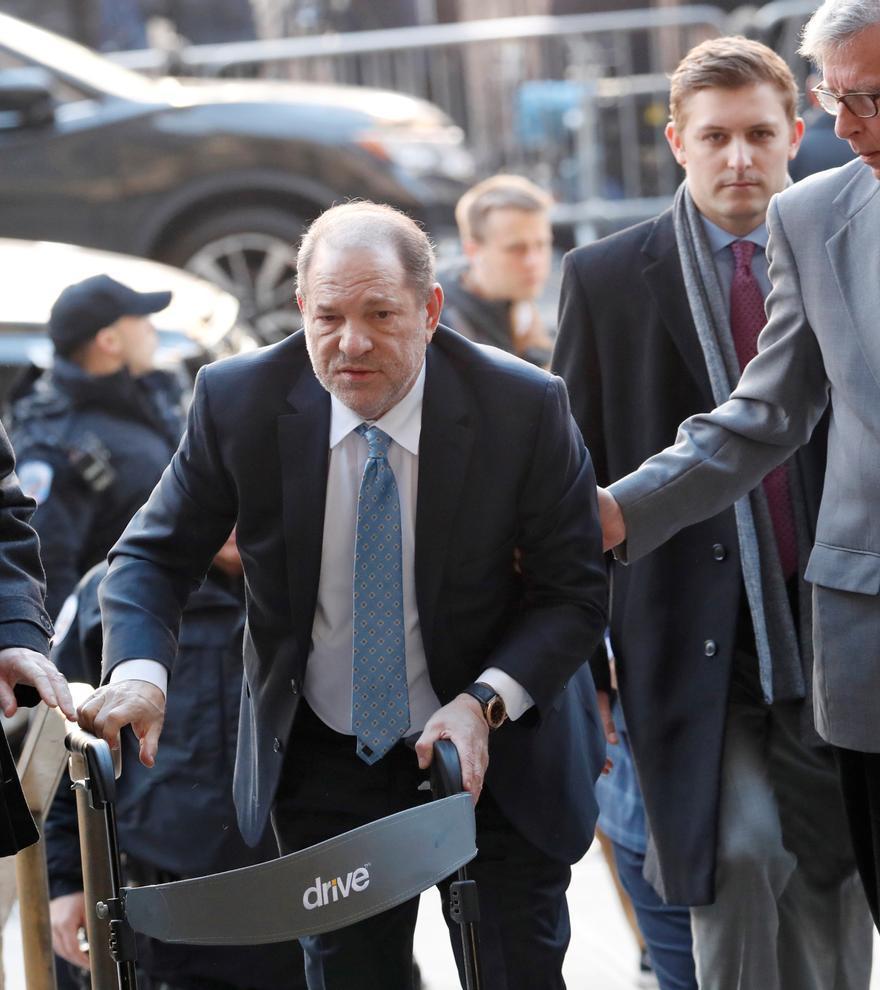 Weinstein acusado de 11 nuevos delitos sexuales