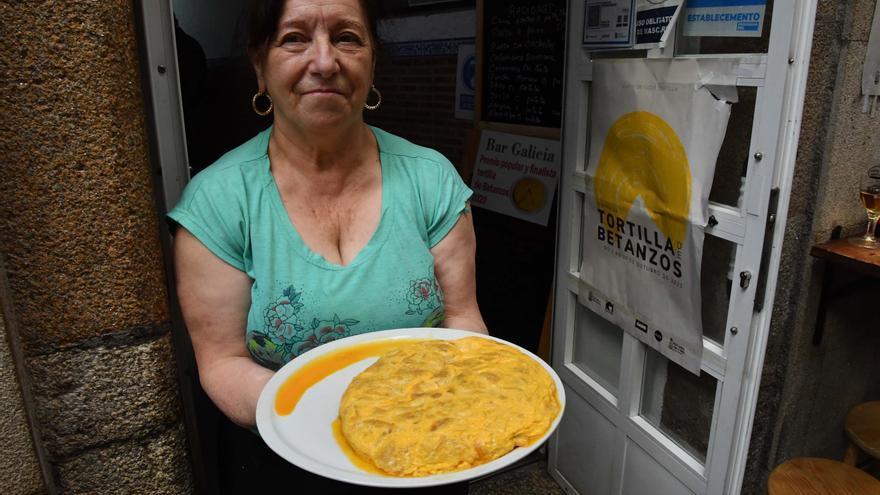 Hay nueva reina de la tortilla de Betanzos