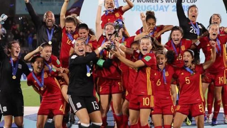 La sesrovirenca Jana Fernández  es converteix en campiona del món