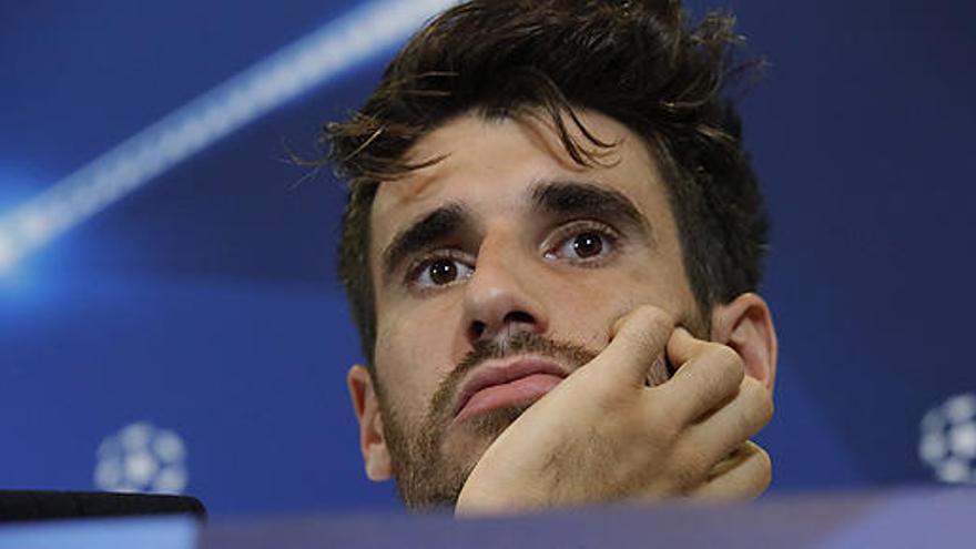 Una lesión impedirá a Javi Martínez jugar con la selección