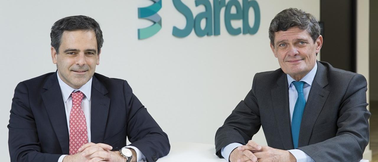 Javier García del Río y Jaime Echegoyen.