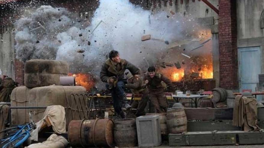 'El mundo en llamas' llega a Movistar+
