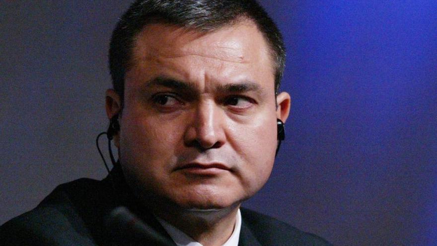 Detenido el exsecretario de Seguridad de México por narcotráfico