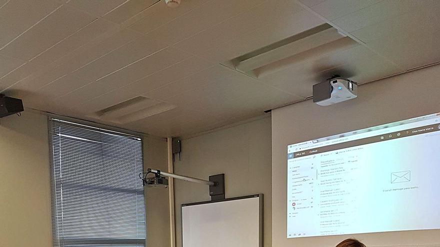 La ULPGC crea tecnología para evitar los contagios de la Covid en la escuela