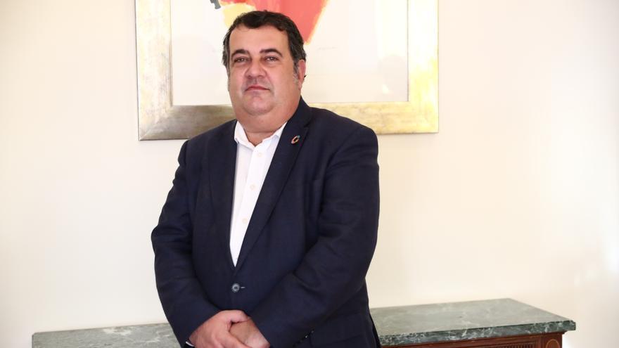 Ernesto Gasco: «Un tercio de los menores isleños está en riesgo de exclusión»
