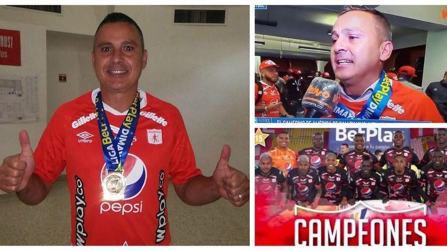 La doble proeza de Sergi Escobar: De ascender al Castellón a ganar la Liga de Colombia
