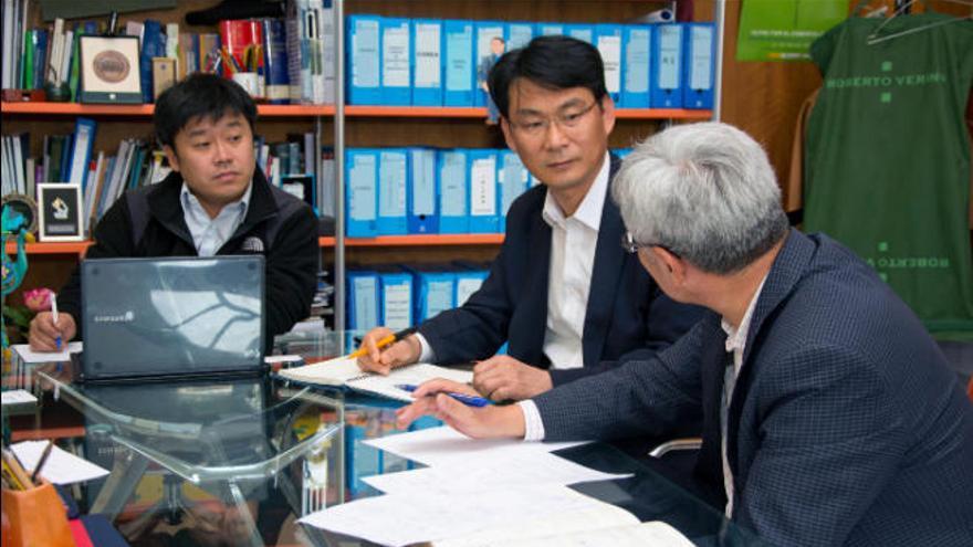 La ULPGC estrecha lazos con Asia en recursos pesqueros