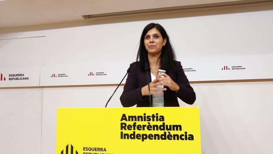 ERC exige proteger el catalán como previa a abordar la negociación presupuestaria