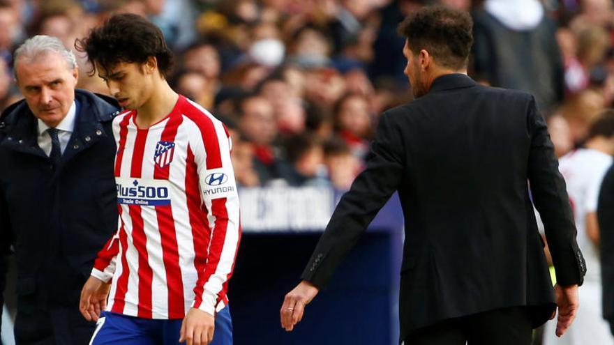 El Atlético se complica la zona Champions ante el Sevilla