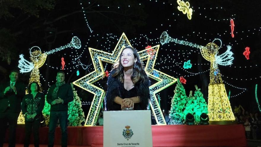 Santa Cruz pone luz a la Navidad
