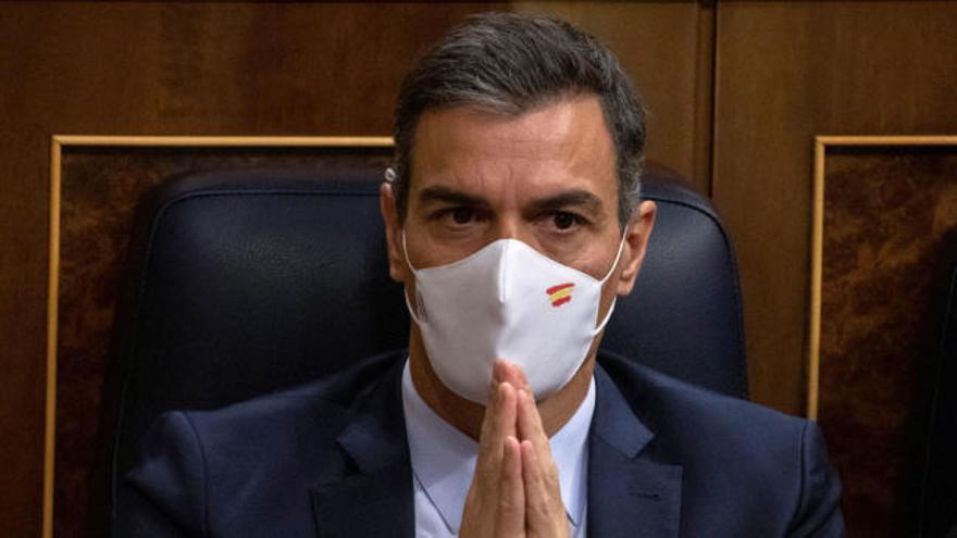 Pedro Sánchez anuncia que para la reforma del CGPJ y emplaza a Casado a negociar