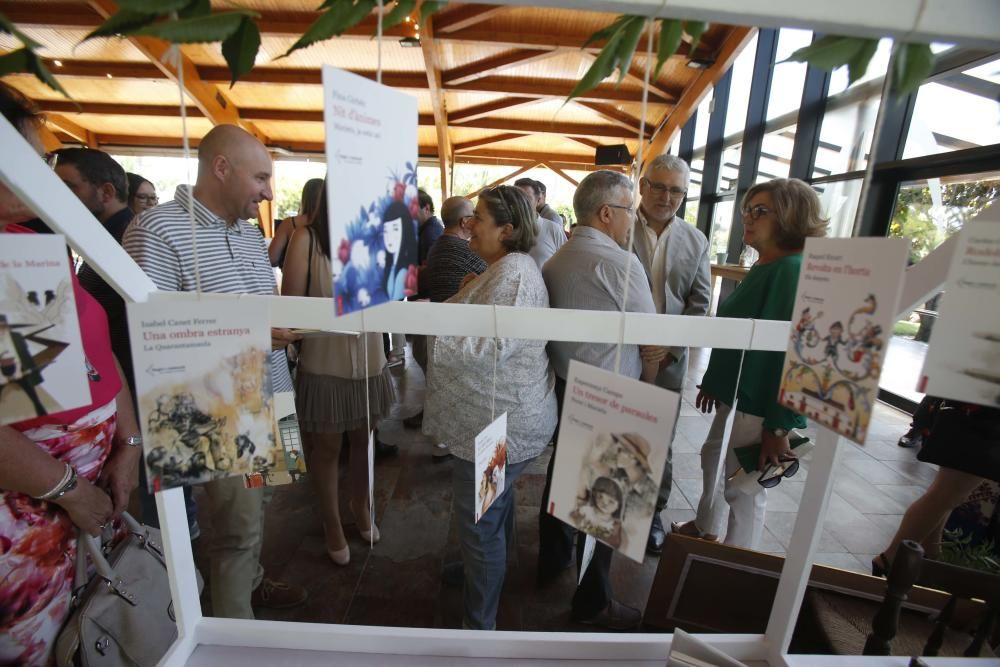 Presentació de la nova col·lecció de contes de 'Llegir en valencià'