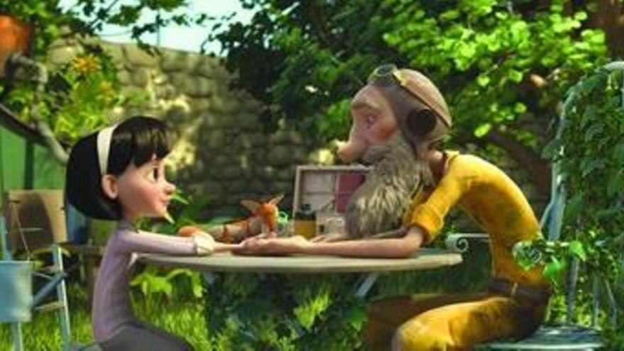 'El petit príncep' i el bombardeig sobre 'Gernika' prenen vida a la gran pantalla