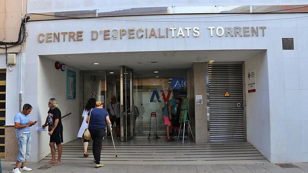 Centro de especialidades de Santos Patronos de Torrent. | A.T.