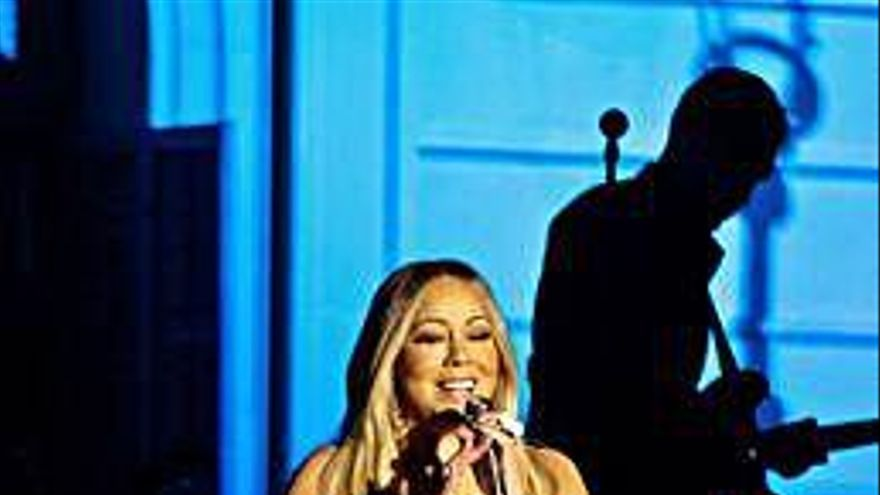 Mariah Carey bate tres récords Guinnes con su tema 'All I Want for Christmas is You'