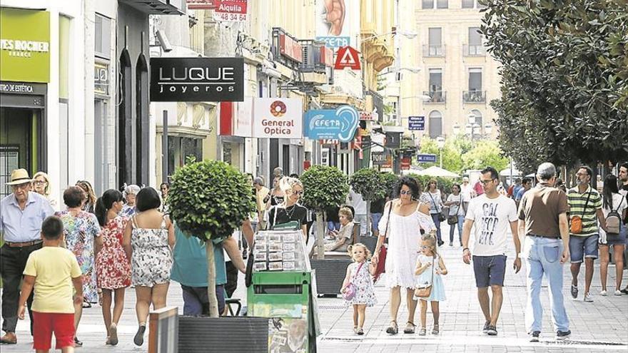 El aparcamiento de la calle Sevilla ofrece 25 minutos gratis a los clientes del Centro Comercial Centro Córdoba