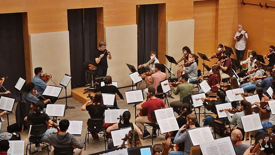 La batuta de Dudamel marcará el inicio del 37 Festival de Música en el Auditorio