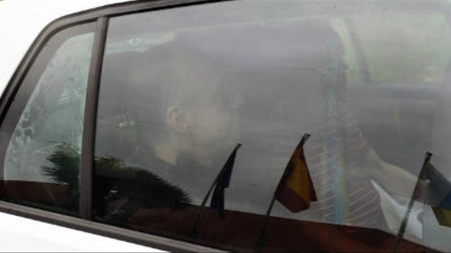 Miguel Zerolo cumple ya pena de prisión por corrupción urbanística