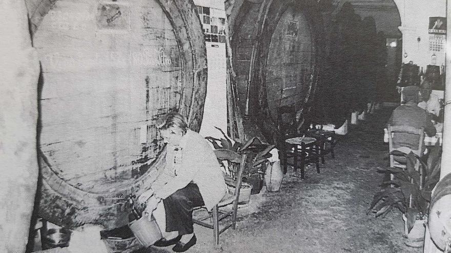 Cuando la viña fue un cultivo importante en las 'marjals pobleres'