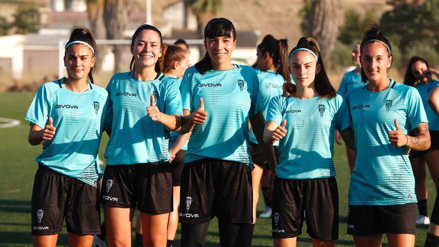 El Córdoba Femenino ya carbura en la Ciudad Deportiva