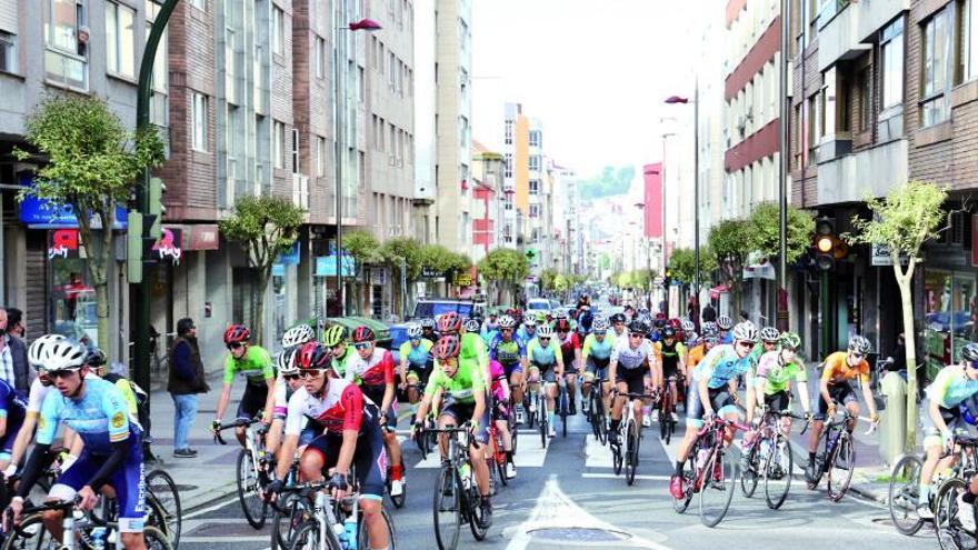 Una grieta en el ciclismo gallego