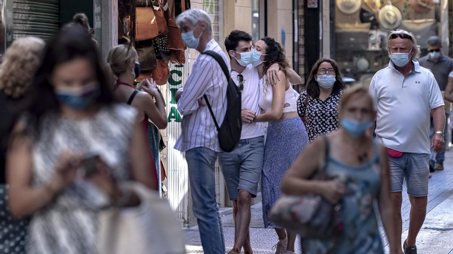 Baleares acatará la decisión a nivel nacional sobre el uso de mascarilla en exteriores