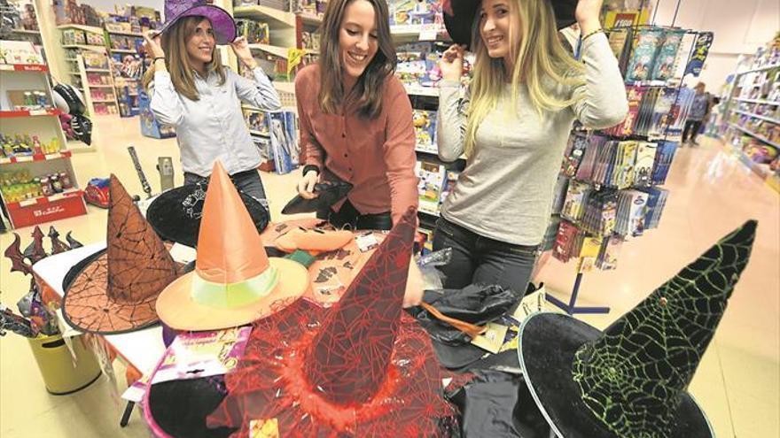 Halloween 'manda' en Castellón