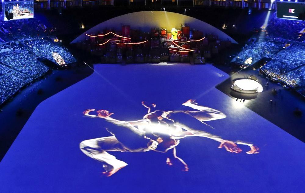 Olimpiadas Río 2016: Ceremonia inaugural de los Juegos Olímpicos Río 2016