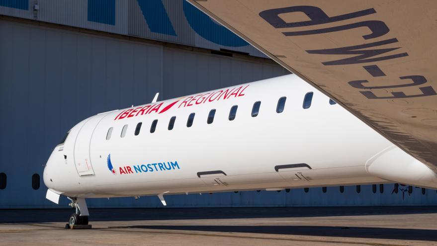 Dos aviones evitan 'in extremis' un accidente en el Aeropuerto de Tenerife