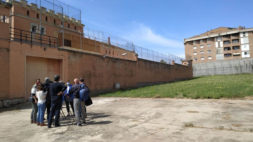 """Figueres obrirà el pati de la presó vella com a espai """"de trobada ciutadana"""""""