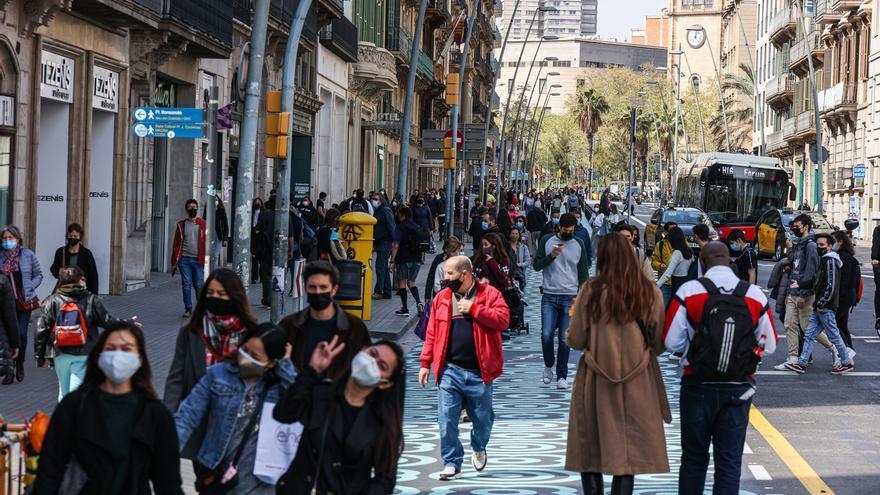 España perdió 106.000 habitantes en 2020 por el impacto de la pandemia