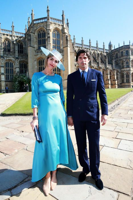 Invitados a la boda real en Windsor