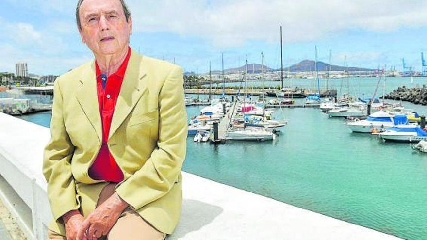 Ángel López Torné: «Nuestro objetivo es defender a los mayores, estamos desatendidos»