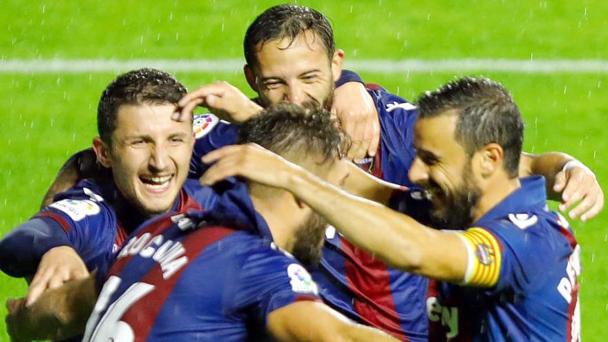 El Levante ratifica su buena dinámica ante el Leganés