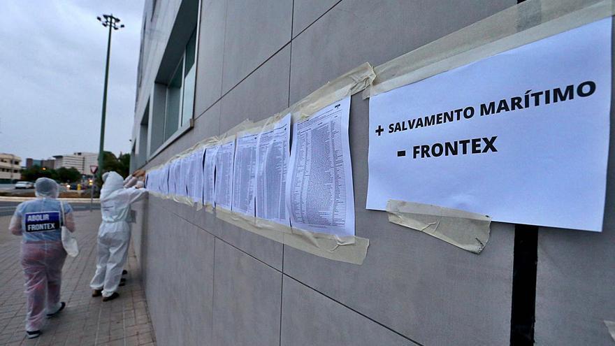España busca más poder en Frontex junto al pacto europeo sobre migración