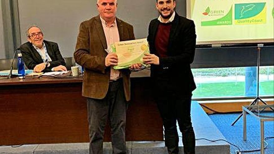 El Berguedà obté el distintiu d'or de Green Destinations per la feina en sostenibilitat