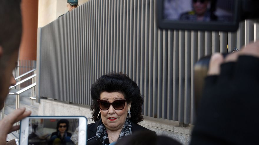 Consuelo Císcar admite que favoreció a su hijo con fondos del IVAM