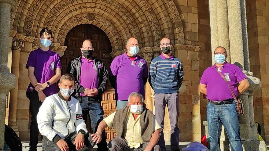 La Asociación de Campaneros de Zamora participa en un concierto en Ávila