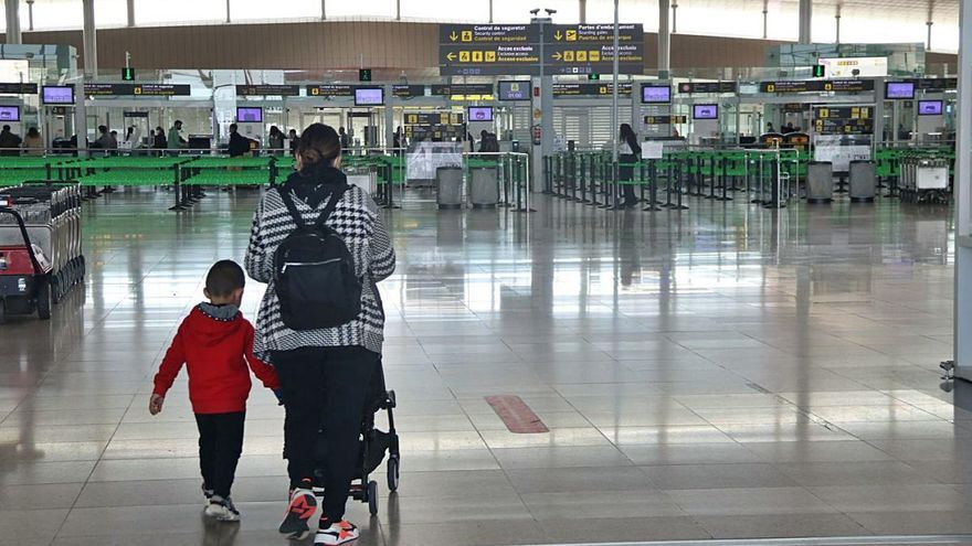 El turisme tancarà el primer semestre amb caigudes del 70%